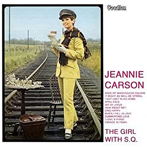 Jeannie Carson - The Girl With S.Q.
