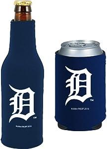 MLB Baseball Can & Bottle Holder Insulator Beverage Cooler
