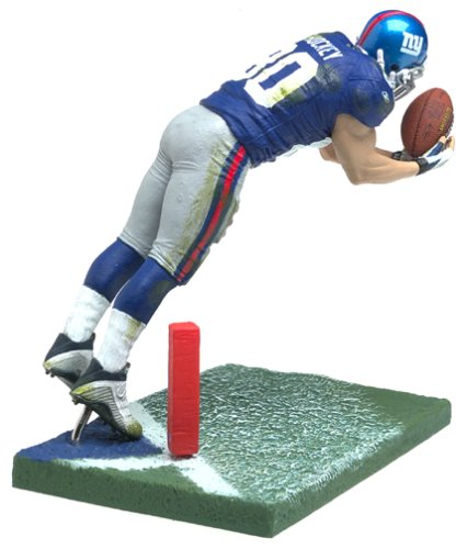 190ef9eba2c Image Unavailable. Image not available for. Color: McFarlane Toys NFL  Sports Picks Series 7 Action Figure Jeremy Shockey (New York Giants)