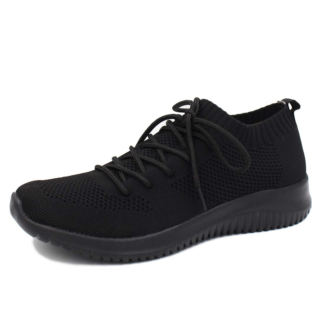SUSHAN Women s Sneakers Breathable Walking Athletic Running Shoes