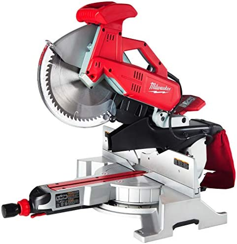 Milwaukee 6955-20 12 Sliding Dual Bevel Miter Saw
