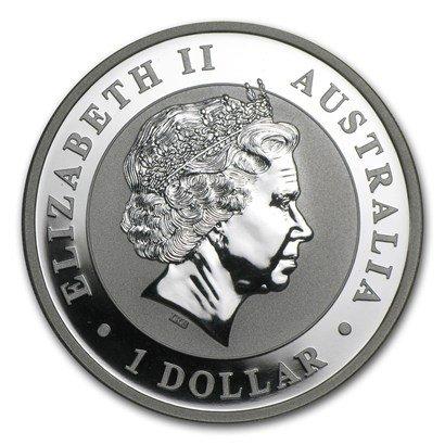 2012 AU Australian Koala Series 1 dollar Brilliant Uncirculated
