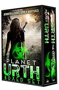 Planet Urth 2-Book Boxed Set by [Martucci, Jennifer, Martucci, Christopher]