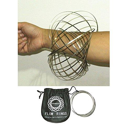 Stainless Original Kinetic Toroflux yoyoball8 product image