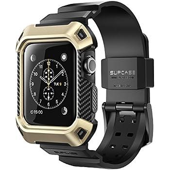 Amazon.com: LifeBee Compatible Apple Watch Band 38mm 42mm ...