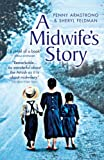 A Midwife's Story by Penny Armstrong front cover