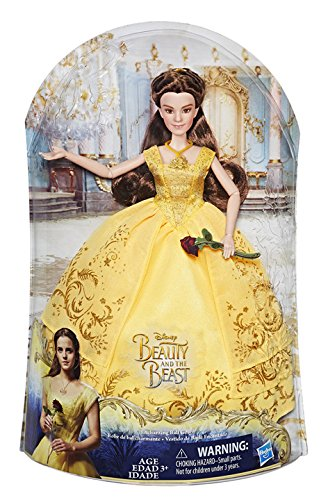 DISNEY PRINCESS B9166EU40 Disney Beauty and the Beast Enchanting Ball Gown Belle   B01N2VC8KC