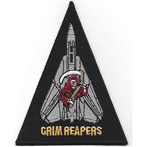 VF-101 F-14 Patch Grim Reapers Triangle