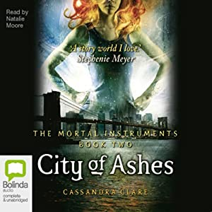 City of Ashes Audiobook