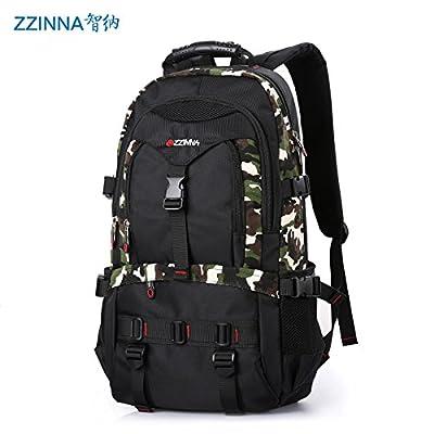 SunBao voyage grande capacité sacs à bandoulière double camouflage et de sports de plein air décontracté sac à dos voyage à forfait escalade femme sacs étanches