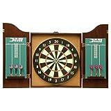 DMI Recreational Dartboard Cabinet Set