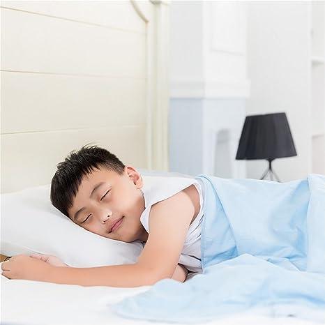 L&LQ Manta de Gravedad/Ayuda Natural a Dormir, Reducir el estrés, aliviar la