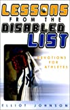 Lessons from the Disabled List, Elliot Johnson, 1929478194
