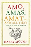 Amo, Amas, Amat ... and All That: How to Become a Latin Lover