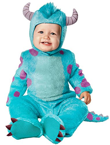 [Sulley Classic Infant Costume - Baby 12-18] (Monsters Inc Costumes)