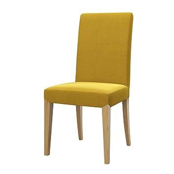 Brown Soferia Housse Elegance Pour Henriksdal Chaise Ikea D9eWEY2IH