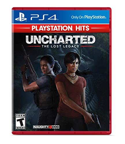 Uncharted: The Lost Legacy Hits - PlayStation 4 (Renewed)