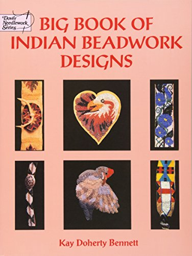 (Big Book of Indian Beadwork Designs (Dover Needlework Series))