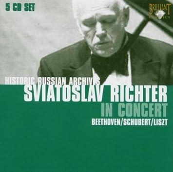 Sviatoslav Richter In Concert by Sviatoslav Richter (2001-12-11)