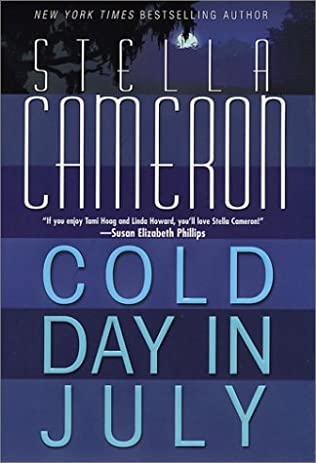 book cover of Cold Day in July