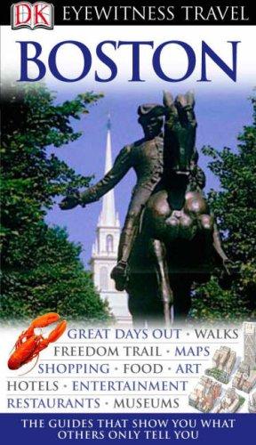 Boston (DK Eyewitness Travel Guide)