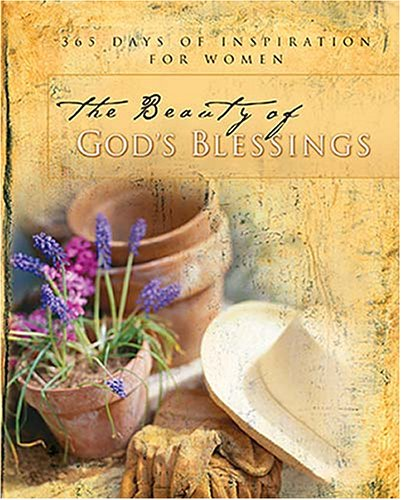Download The Beauty of God's Blessings: 365 Daily Inspirations for Women pdf epub