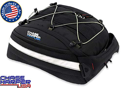 Chase Harper USA 540M Magnetic Tank Bag - Water-Resistant, Tear-Resistant, Industrial Grade Ballistic Nylon with Anti-Scratch Rubberized Polymer Bottom, Super Strong Neodymium Magnets