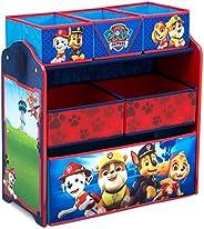 Delta Children Design & Store 6 Bin Toy Storage Organizer, Nick Jr. PAW Pa
