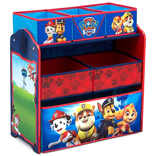 Delta Children Design Store 6 Bin Toy Storage Organizer