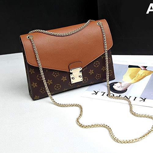 a tempo singola bag Fashion moda Maerye B messenger Borsa stampa tracolla libero qI5xxBwF