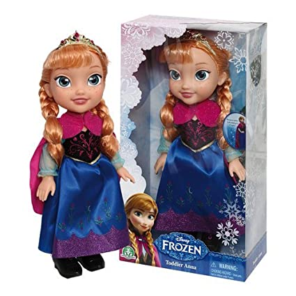 best selling new lifestyle latest Giochi preziosi gpz18565 Bambola frozen new toddler Anna