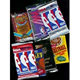 25 Vintage Packs of Basketball Cards (1989-1996!!) [Toy]