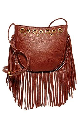Hobo International Brown Leather Bag - 2