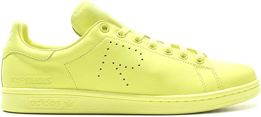 Premonición Incorrecto Triturado  Adidas RAF Simons Stan Smith Blush Yellow AQ2647 (Size: 8): Amazon.ca:  Shoes & Handbags