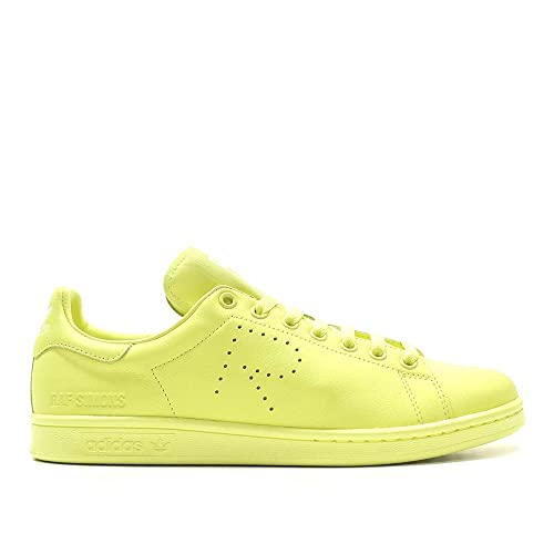 more photos 64a89 7b8ad Adidas RAF Simons Stan Smith Blush Yellow AQ2647 (Size: 8 ...
