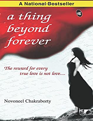 book cover of A Thing Beyond Forever