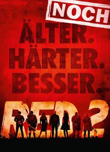 R.E.D. 2 - Noch Älter. Härter. Besser. Film