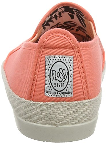 Donna Espadrillas Flossy Coral Rosa Orla 000 HfCqwOz4x