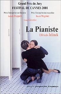 La pianiste, Jelinek, Elfriede