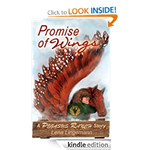 Promise of Wings (A Pegasus Ranch Story) Lena Lingemann