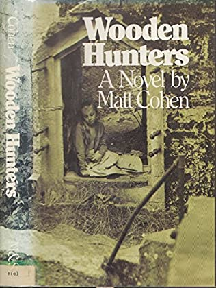 book cover of Wooden Hunters