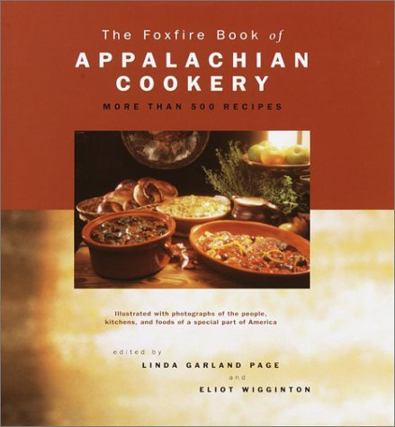 Download The Foxfire Book of Appalachian Cookery pdf