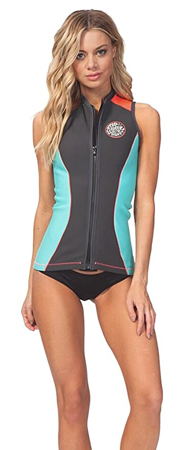 1f768d6ef0 Amazon.com  Rip Curl G Bomb 1mm Sleeveless Vest  Sports   Outdoors
