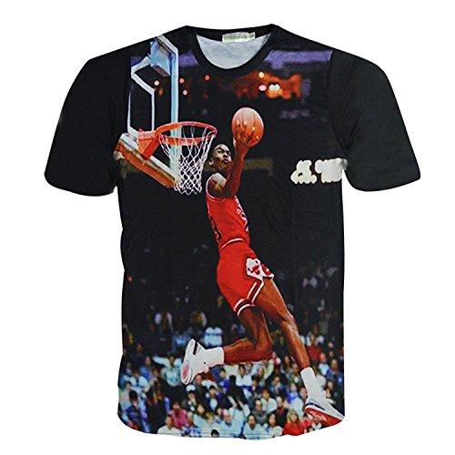 Men's Jordan Dunk Fashion T-shirt