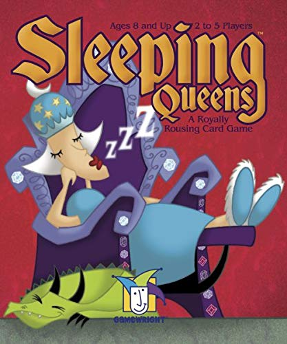 - Sleeping Queens Card Game, 79 Cards