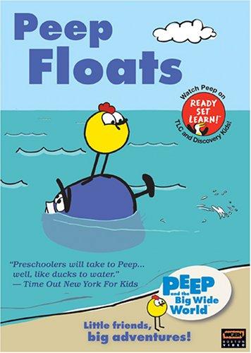 Peep and the Big Wide World: Peep Floats (DVD)