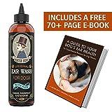 MOST EFFECTIVE DOG EAR WASH - Mister Ben's Original Ear Wash w/ Aloe
