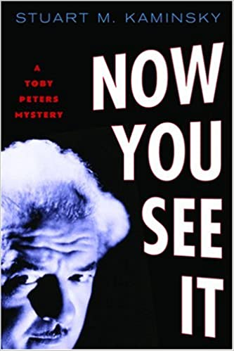 Book Now You See it: A Toby Peters Mystery