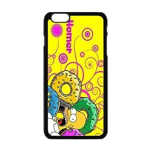 Simpsons movie Case Cover For iPhone 6 Plus Case
