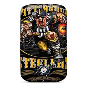 Fashion MYV2961xYIL Cases Covers For Galaxy S3(pittsburgh Steelers)